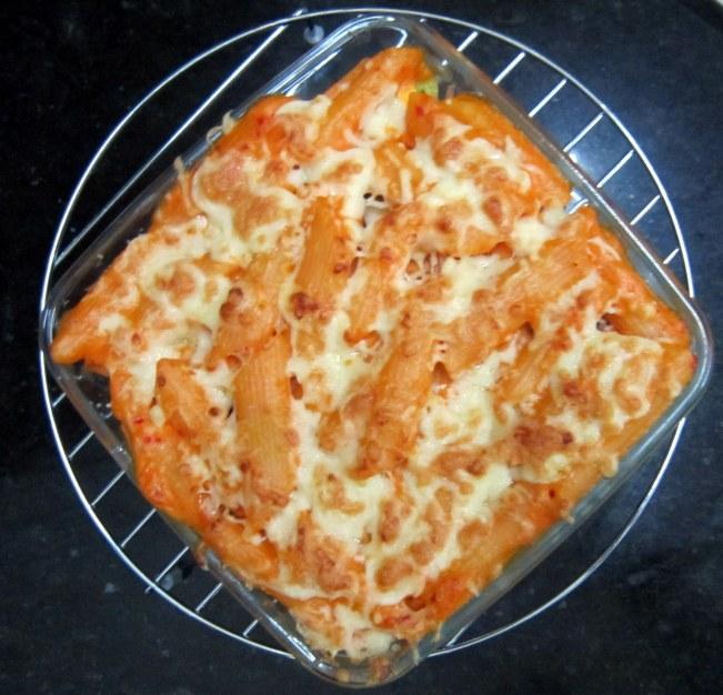 Baked Italian Pasta